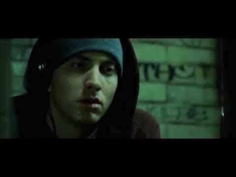 Eminem - Lose Yourself(One Shot):歌詞+中文翻譯。電影八哩路【8Mile】主題曲