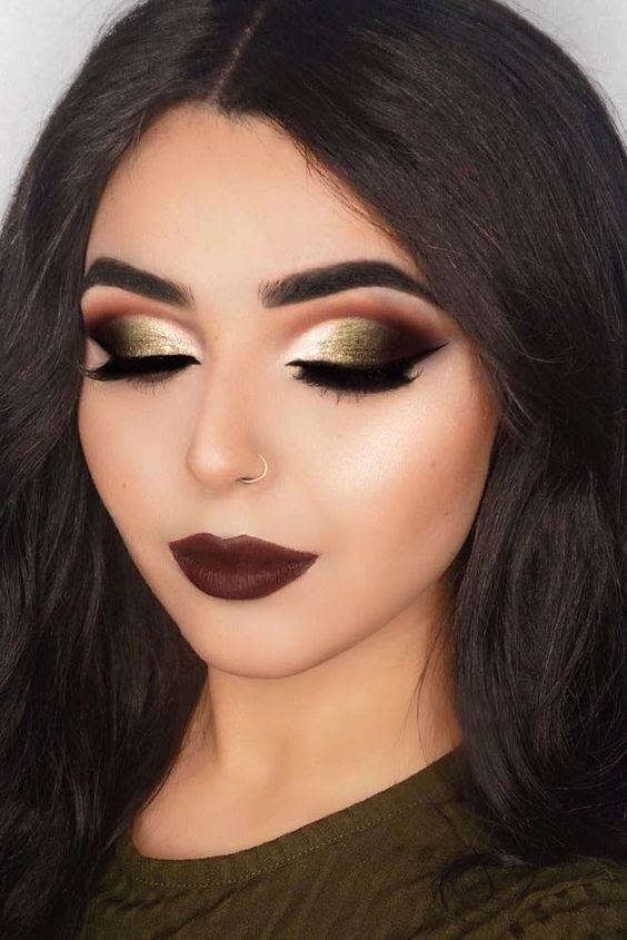 Latest makeup trends 2017