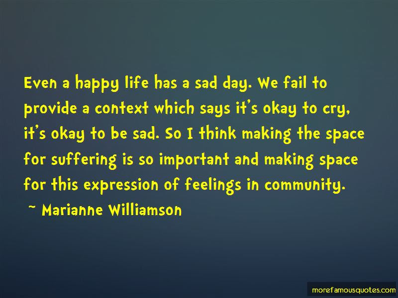Its Okay To Be Sad Quotes Top 5 Quotes About Its Okay To Be Sad