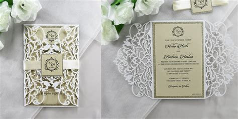 Wedding Invitations and Wedding Stationery