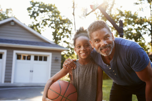 Staying Active: Being a Dad After Divorce | Men's Divorce