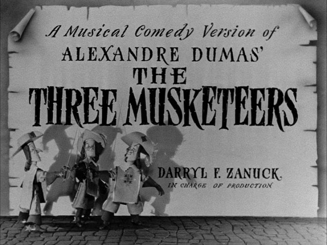 The Three Musketeers 1939 The Movie Title Stills Collection Updates
