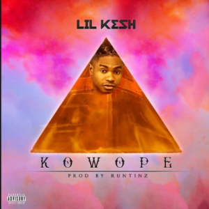 Download Music Mp3:- Lil Kesh – Kowope