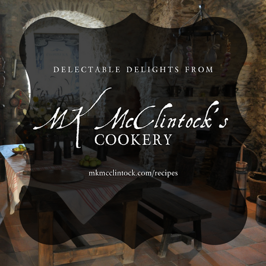 From the Cookery: Chocolate Chip Scones | MK McClintock ~ Award-Winning Fiction Author