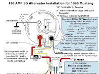 1970 Mustang Wiring Diagram