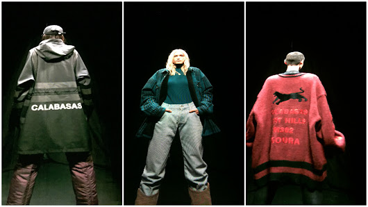 Kanye West debuts a drama-free and SoCal-centric Yeezy Season 5 collection with Adidas