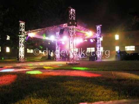 high school dance party dj  club party cube dude walker