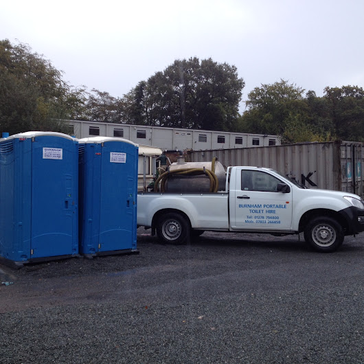 Cold Wash and Hot Wash Portable Toilet Hire UK Somerset South West