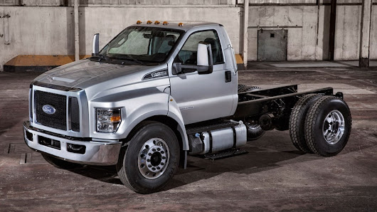 Ford hauls F-650, F-750 back in house
