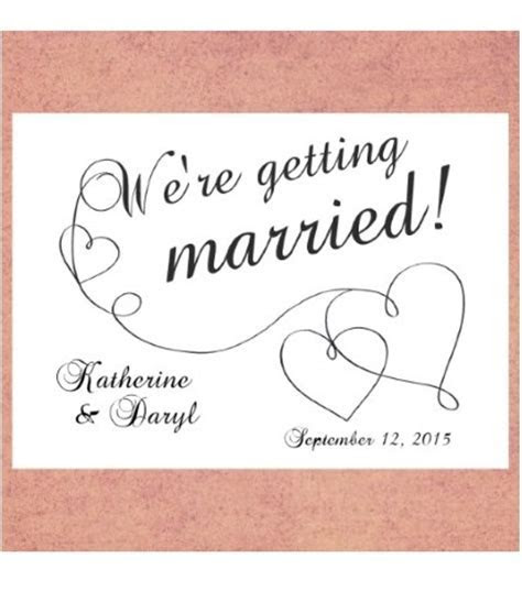 10 Free Printable Save The Date Cards For Weddings   All