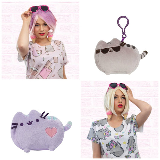 "Maximum Pop! on Twitter: ""WIN! 1 of 5 Pusheen tee and plush bundles from @CutesyKink! Follow us & RT this tweet! Closes 30/05 """