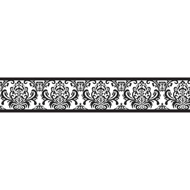 Borders Design Black And White Elitamydearestco