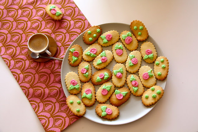 tea/coffee cookies
