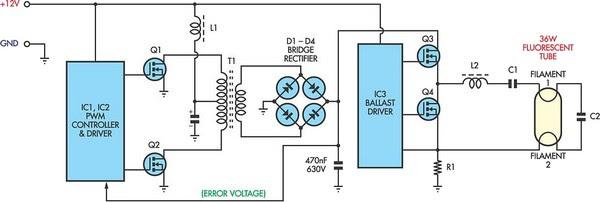 12v inverter circuit diagram circuit diagram images electrical schematic  diagrams schematic diagram