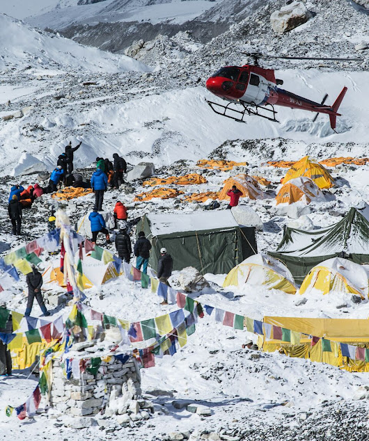 Nepal's earthquake and why Mount Everest should be closed — permanently