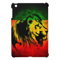 Reggae Rasta Lion Case For The iPad Mini