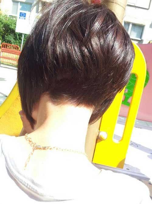 Chic Stacked Bob Haarschnitte Die Wir Lieben Frisuren Trend