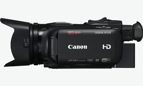 Canon High Def Video Cameras