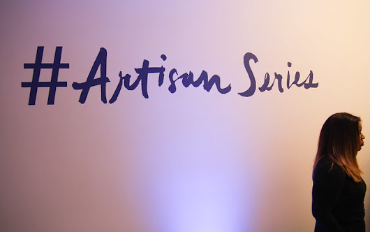 Discovering Vancouver's Emerging Artists at Bombay Sapphire x ARTSY Artisan Series  | Vancouverscape