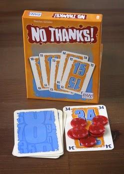 The Nerds' Table: No Thanks, by Thorston Gimmler image
