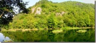 Bosnian River Una
