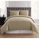 Truly Soft Everyday Duvet Set Full/Queen Khaki
