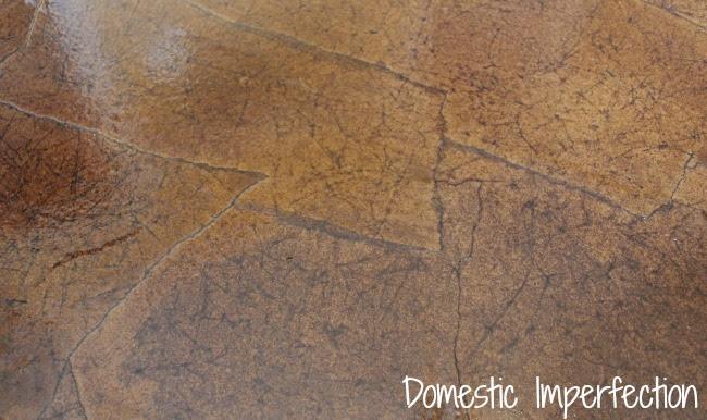 Paper flooring - a tutorial