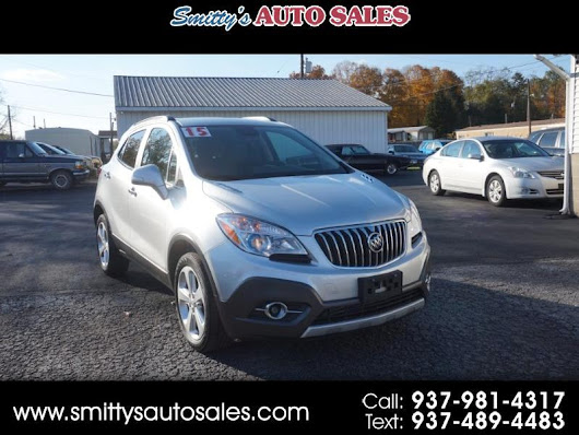 Used 2015 Buick Encore Convenience AWD for Sale in Greenfield OH 45123 Smitty's Auto Sales