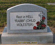 "A new ""special"" cemetery for child molesters"