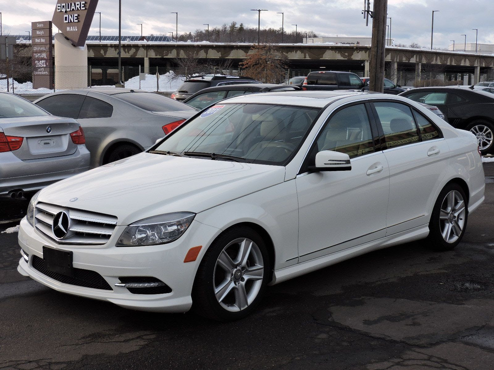 Used 2011 Mercedes-Benz C300 C300 Sport at Saugus Auto Mall