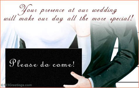 A Beautiful Wedding Invite! Free Wedding eCards, Greeting