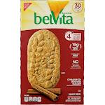 Belvita Cinnamon Brown Sugar Biscuits, 1.76 oz, 30Count