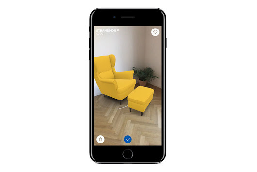 IKEA's Newest App Makes Decorating So Much Easier