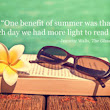 Summer Quotes to Inspire Your Inner Sunshine