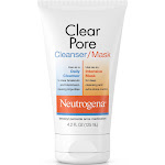 Neutrogena Clear Pore Facial Cleanser/Mask - 4.2 fl oz