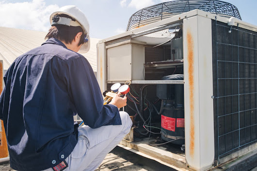 Helpful Insight for Cleaning your Outside AC Unit - M - A Hvac Services