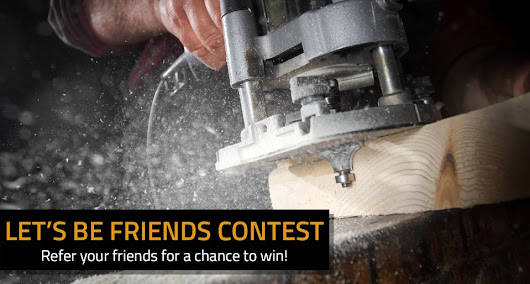 ToolsToday Refer-a-Friend Contest!
