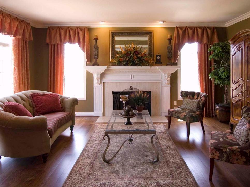 Decorating Ideas for Fireplace Mantels and Walls | DIY