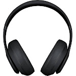 Beats Studio3 Wireless Over-Ear Headphones with Mic - Noise-Canceling - Matte Black