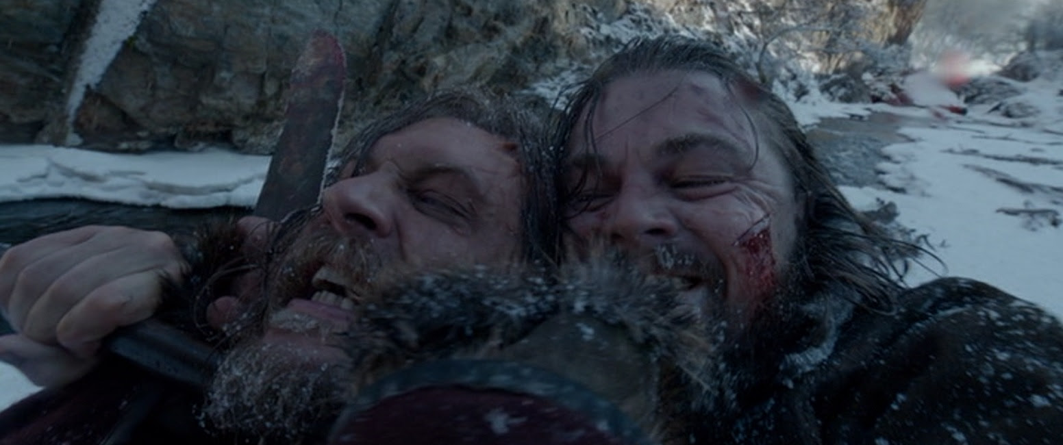 2015 - The Revenant - Academy Award Best Picture Winners