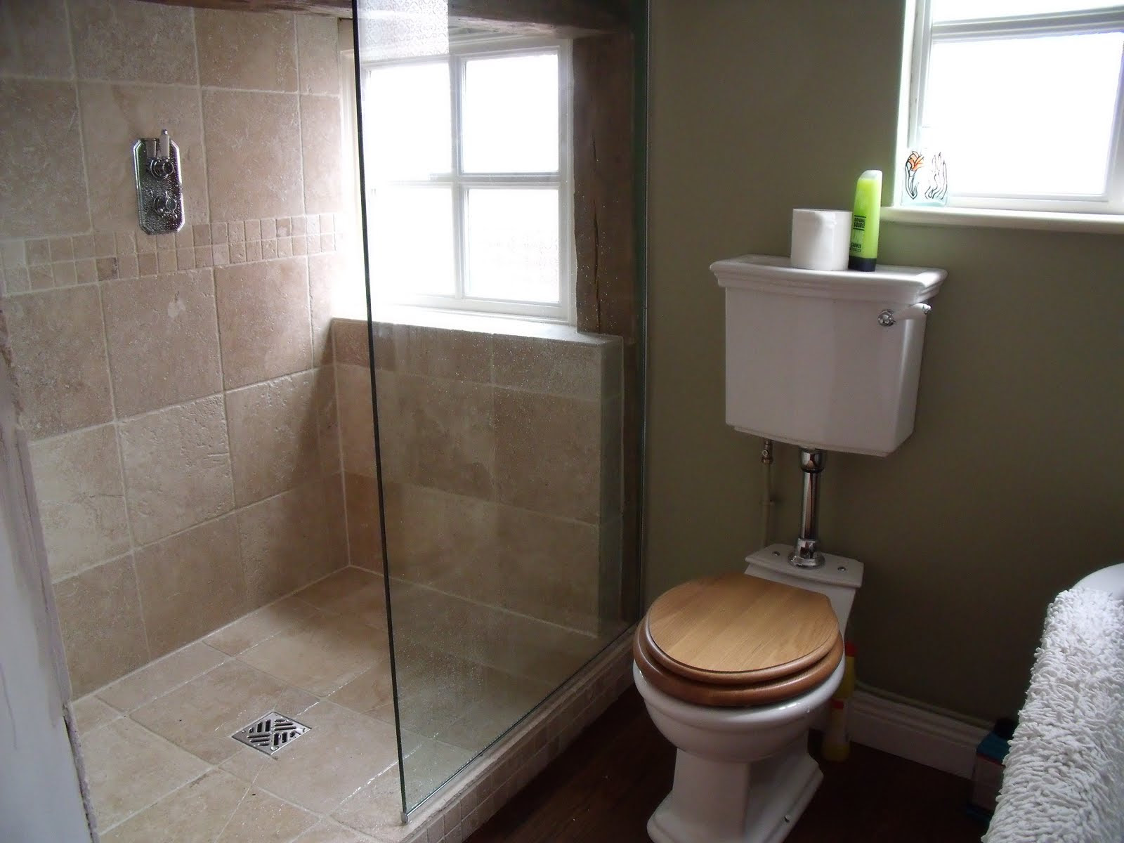 Walk In Shower Designs For Small Space | Joy Studio Design ...