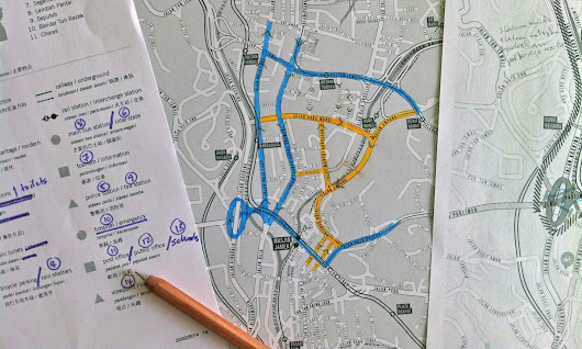 How a crowd-sourced map changed Kuala Lumpur's ideas about cycling | Cities | The Guardian