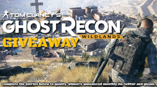 Ghost Recon: Wildlands (Full Game Giveaway)