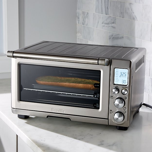 Breville BOV800XL Smart Oven | Crate and Barrel