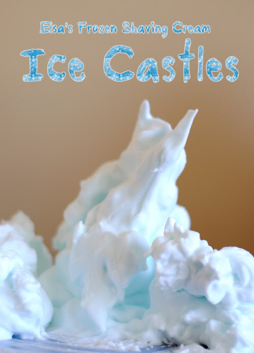 Elsa's Ice Castles from Get Away Today