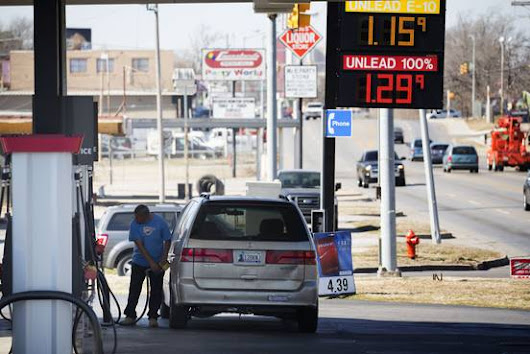 The Big New Threat to Oil Prices: A Glut of Gasoline