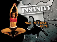 INSANITY Max Interval Plyo