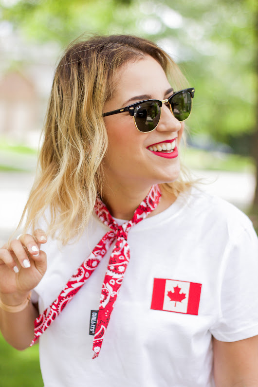 Canada Day Fashion and Accessories from Amazon.ca