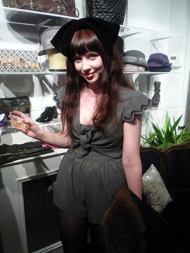 Alexandra Grecco Trunk show