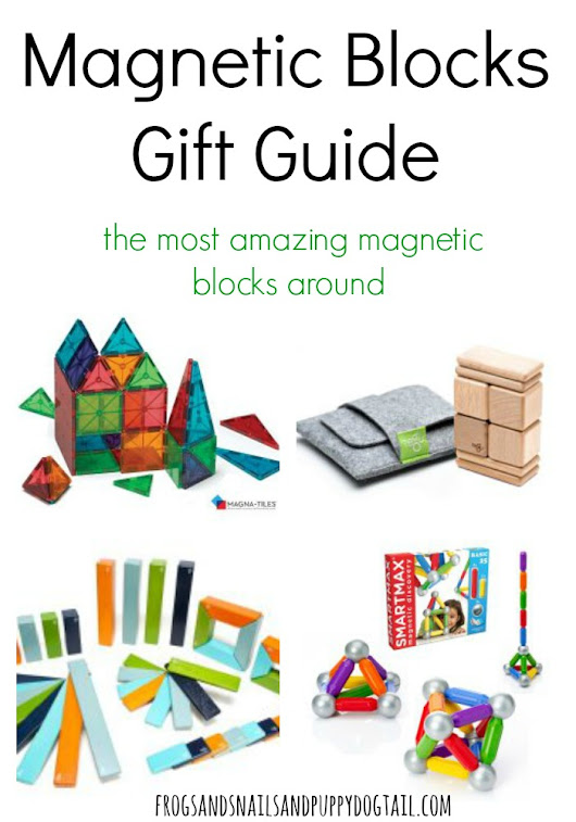 Magnetic Blocks Gift Guide - FSPDT
